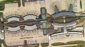 Paris CDG terminal 2