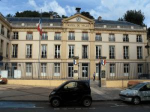 Taxi moto à Sèvres