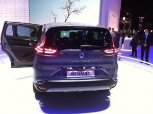 Espace Renault 2014
