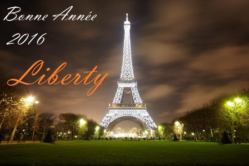 Taxi moto Paris Liberty 2016