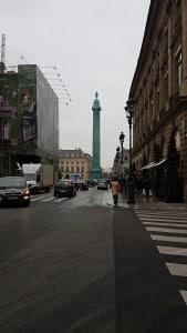 Taxi moto Liberty VTC Place Vendome 75001 Paris