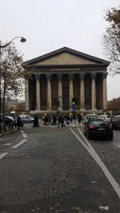 Taxi moto VTC Liberty Rue Tronchet Paris