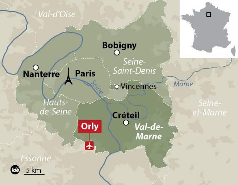Taxi moto Paris-Orly : ne manquez plus vos rendez-vous | Liberty