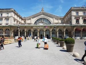 Taxi-moto Gare de l'Est Paris
