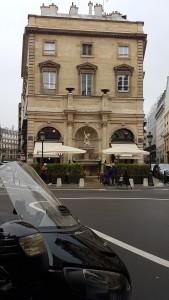 Reservation Taxi moto VTC Place Gaillon 75002 Paris