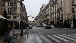Taxi moto Paris rue de la Paix 75002