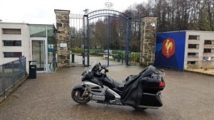 LibertyTrans VTC taxi moto Marcoussis FFR 3 Rue Jean de Montaigu 91460