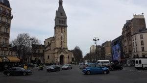 Liberty VTC taximoto Alesia Place Victor Et Helene Basch Paris 75014