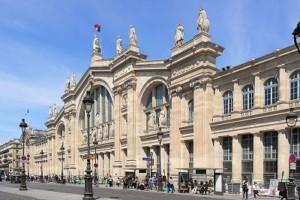 RDV taxi-moto à Gare du Nord