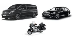 Taxi moto VTC Liberty Trans