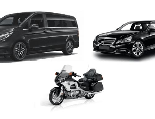 Bonne année 2019, les chauffeurs VTC et taxi moto à Paris de Liberty Trans