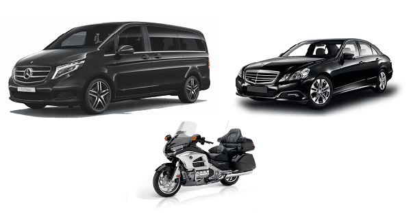 Liberty VTC Taxis motos Paris