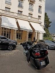 Taxi moto Versaillles