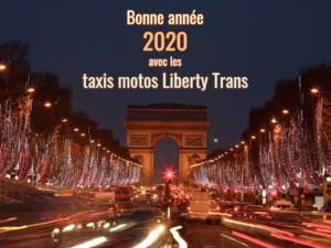 Taxi-moto 2020