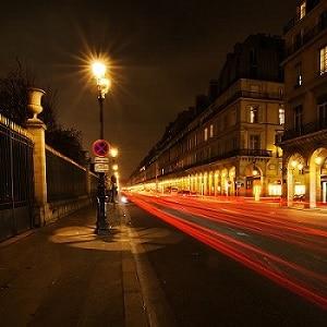 Moto taxi Paris Rivoli 75001